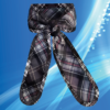 Aqua Coolkeeper Cooling Necktie Scottish Grey