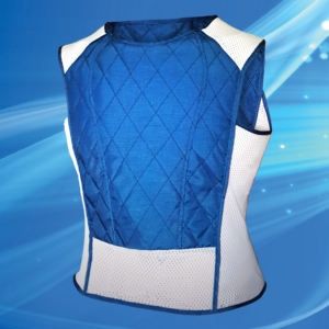 Aqua Coolkeeper Cooling Sportvest Pacific Blue
