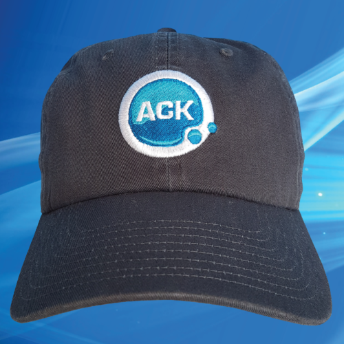 Aqua Coolkeeper Cooling Baseball Cap Antracite
