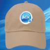 Aqua Coolkeeper Cooling Baseball Cap Khaki